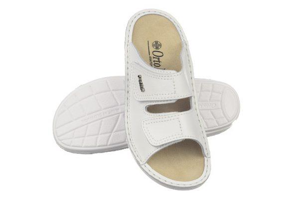 Papuci ortopedici profesionali din piele, pentru femei