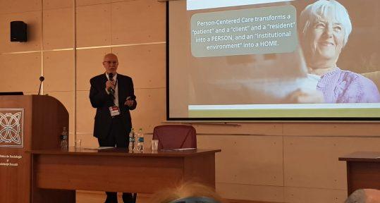 Sisteme integrate de ingrijire pe termen indelungat | Conferinta