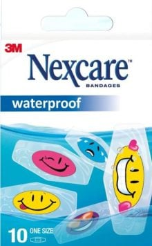3M Nexcare Plasturi Smiley 10buc/cut