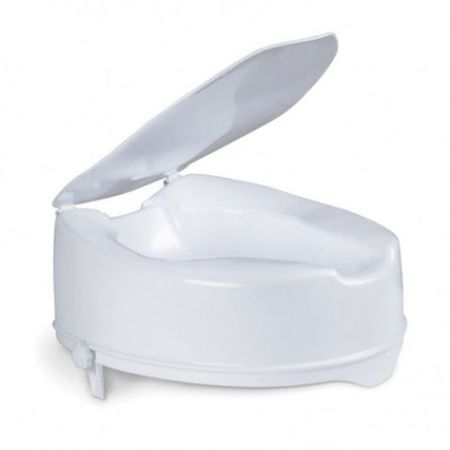 Inaltator de toaleta de 10 cm cu capac