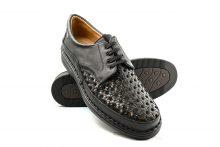 Calzamedi Pantofi barbati cu perforatii
