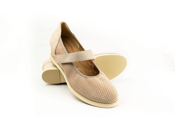 Calzamedi Pantofi dama confort - bej