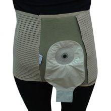Corset toraco abdominal pentru stoma