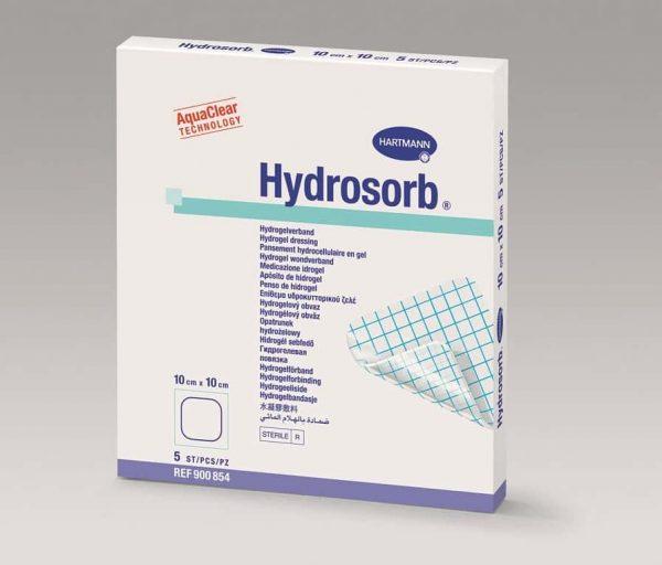 HartMann Hydrosorb pansament 10x10cm, 5buc.