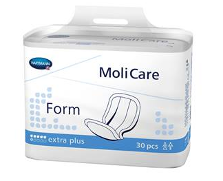 HartMann Moliform extra plus tampon incontinenta, 30buc.