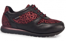 Incaltaminte ortopedica sport, model animal print