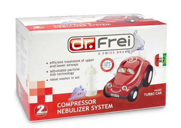 Nebulizator Dr. FREI TURBO CAR