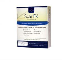 Scar Fx Plasture siliconic pentru cicatrici 2.5 x 2.5 cm