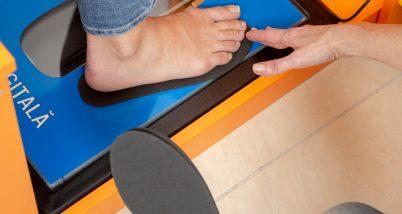 Talonetele personalizate: corecteaza afectiunile ortopedice si ofera confort in timpul mersului