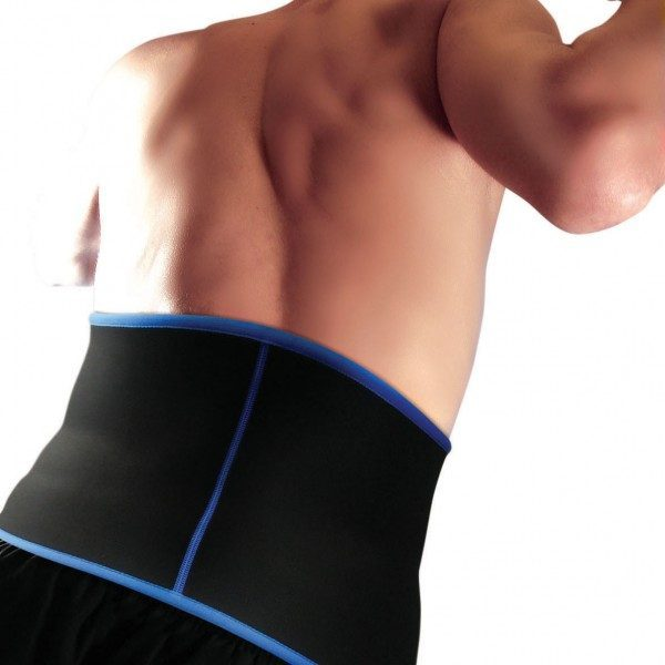 Corset abdominal din neopren, reglabil