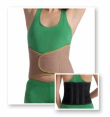 Orteza corset abdominal cu efect de incalzire