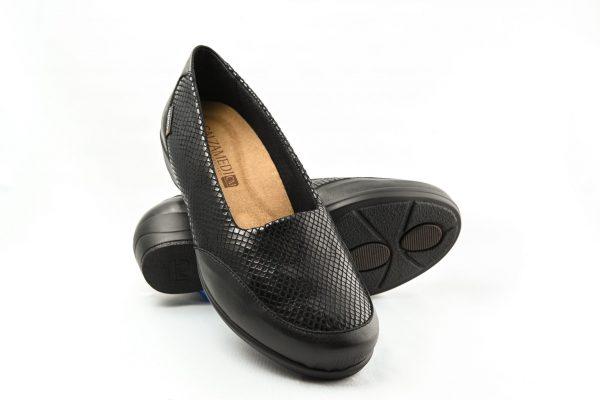 Pantofi medicali stretch dama
