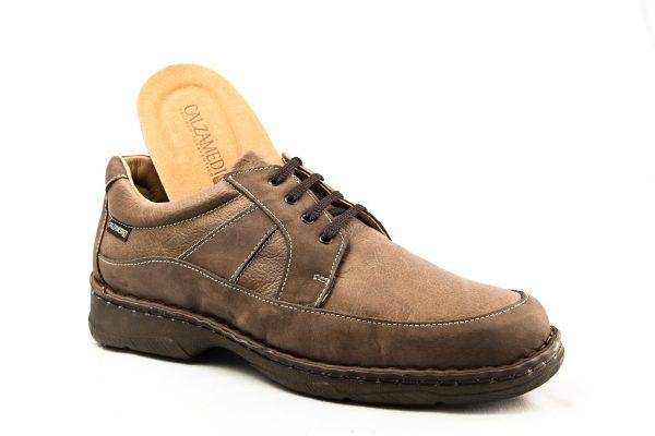 Pantofi ortopedici barbati, talpa cusuta