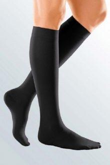 Ciorapi compresivi Duomed AD CCL 1, cu varf