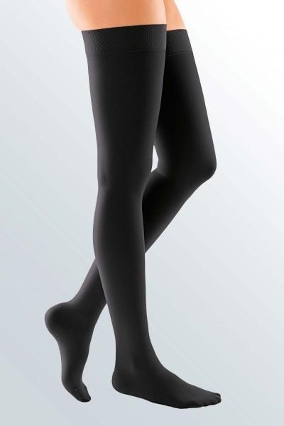 Ciorapi compresivi Duomed AG, CCL2, cu varf
