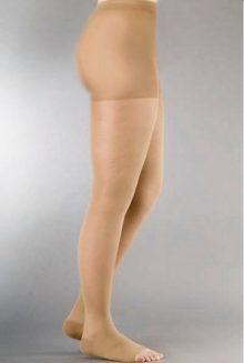 Ciorapi compresivi tip dres, fara varf CCL2, Petit