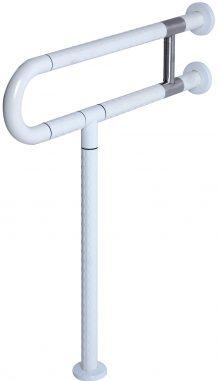 Bara metalica de sprijin pentru baie