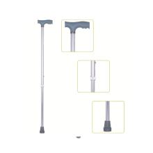 Baston reglabil din aluminiu cu maner ergonomic