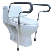 Cadru metalic, de sprijin pentru vasul de toaleta