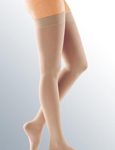 Ciorapi medicali pana la coapsa Mediven Plus, CCL 3