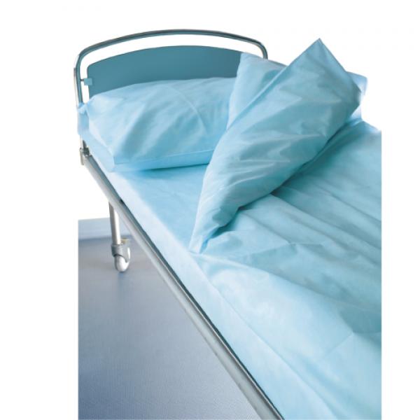 Lenjerie de unica folosinta pentru pat spital