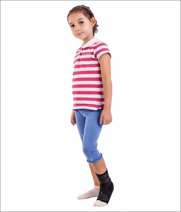 Orteza de glezna mobila cu suport elastic pentru copii