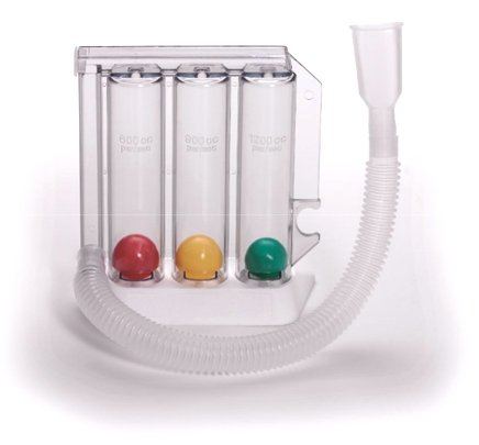 Respiprogram - aparat pentru exercitii respiratorii