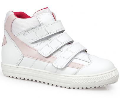 Ghete ortopedice sport pentru copii, varianta pe roz