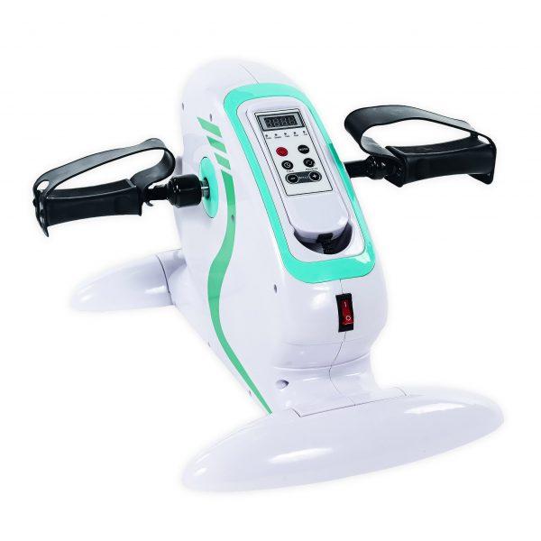 Pedalier electric pentru recuperarea mobilitatii