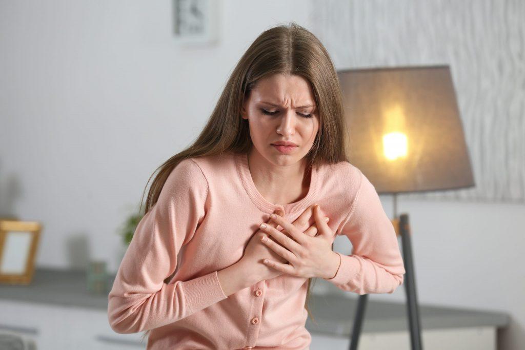 Persoane predispuse la infarct miocardic