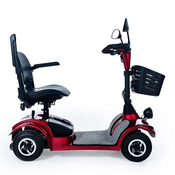 Scuter electric pentru mobilitate
