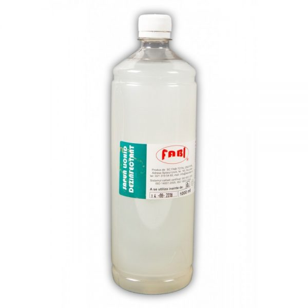 Fabi Sapun lichid antibacterian 1l