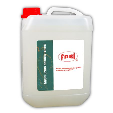 Fabi Sapun lichid antibacterian 5l
