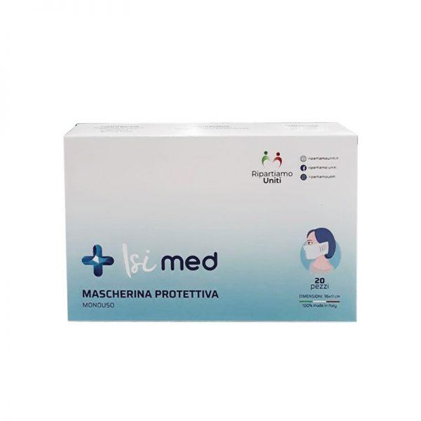 Masca medicala de protectie, hipoalergenica, certificata de Comisia Europeana
