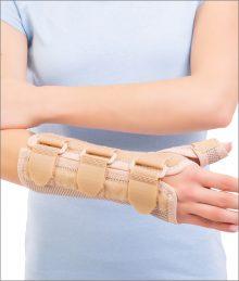 Orteza fixa pentru incheietura mainii si deget