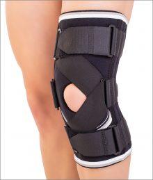 Orteza mobila pentru articulatia genunchiului, manson