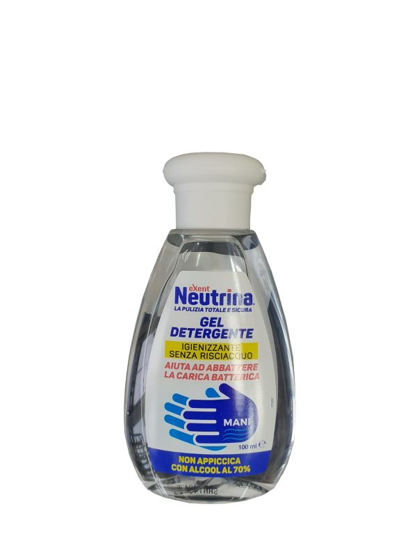 Gel dezinfectant pentru maini Neutrina 100ml