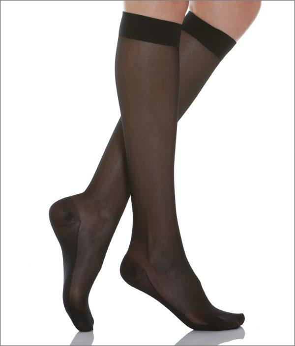 Ciorapi compresivi pentru preventie varice, gamba