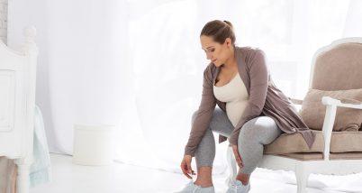 Incaltamintea ortopedica in sarcina - de ce este importanta