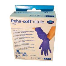 Manusi HartMann Peha-Soft Nitrile FINO L x 10 buc/cutie