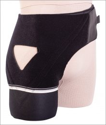 Centura pentru proteza de coapsa (dreapta)