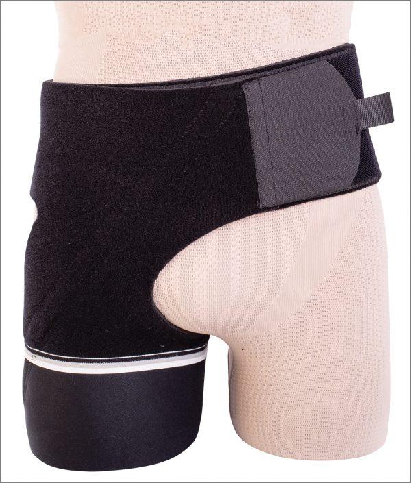 Centura pentru proteza de coapsa (stanga)