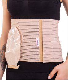Corset abdominal pentru stoma