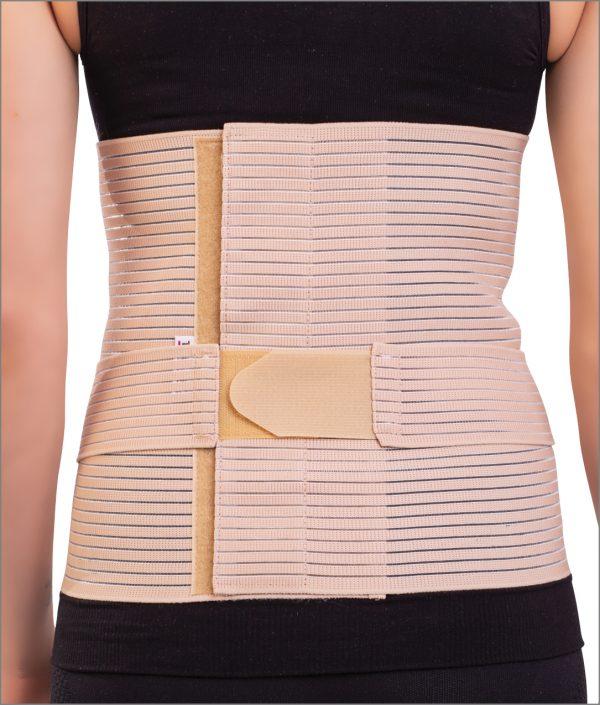 Corset abdominal postoperator