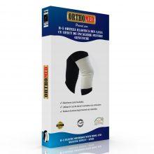 Orteza elastica pentru genunchi din lana cu efect de incalzire Orthomed