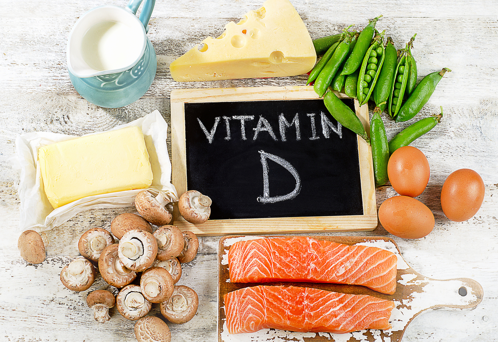 Vitamina D intareste imunitatea