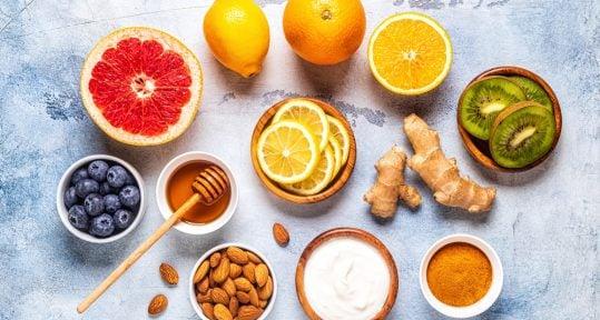 Vitamine care intaresc imunitatea
