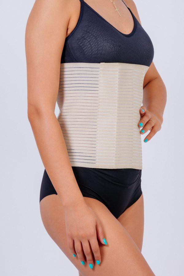 Corset abdominal elastic 25 cm Orthomed