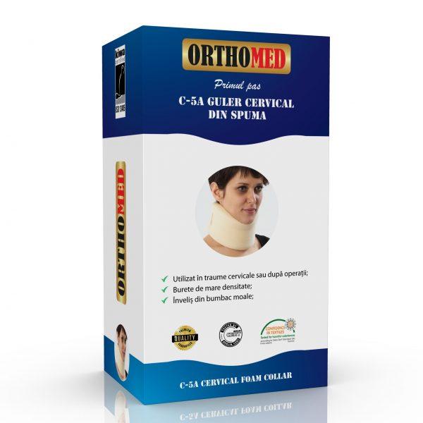 Guler cervical din spuma Orthomed