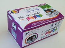Masca faciala pentru copii x cutie 50 buc